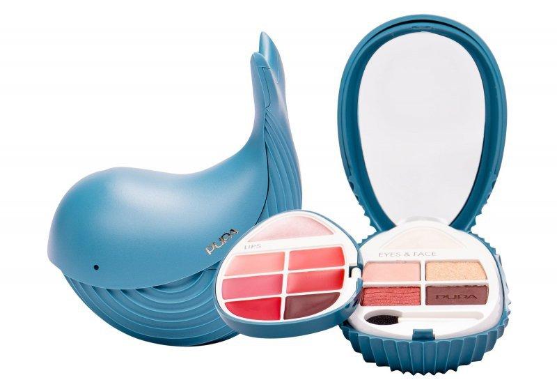 Pupa Whales (Zestaw kosmetyków, W, 6,6g)