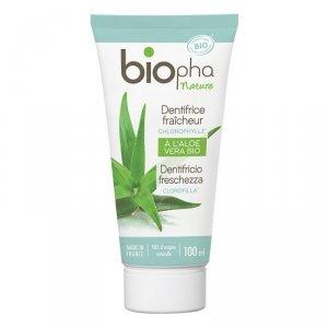 BIOpha, Naturalna pasta do zębów z fluorem, 100ml