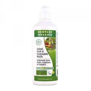 Płyn do Mycia Sałat, Owoców i Warzyw - na bazie kwasków cytrynowych Bentley Organic