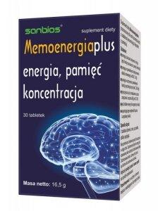 SANBIOS Memoenergiaplus 30tabl.