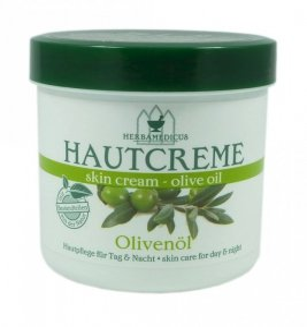 HERBAMEDICUS Olivenol krem z oliwy z oliwek 250ml (Schmess)