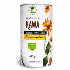 Kawa z topinamburu z korzeniem mniszka (tuba) BIO 200g DARY NATURY