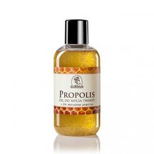 KORANA żel do mycia twarzy propolisowy 200ml