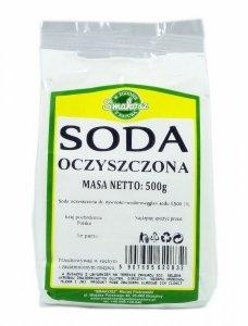 SMAKOSZ Soda oczyszczona 500g