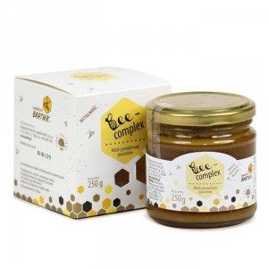 BARTNIK Bee Complex 0,25kg (miód + pyłek + pierzga + propolis + mleczko pszczele)