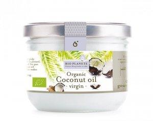 BIO PLANETE Olej kokosowy BIO 400ml extra virgin