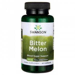 SWANSON Bitter Melon 500mg, 60kaps. - Gorzki melon