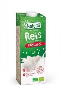 NATUMI Napój ryżowy bezglutenowy BIO 1L
