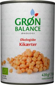 CIECIERZYCA W ZALEWIE BIO 420 g (240 g) (PUSZKA) - GRON BALANCE
