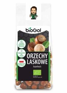 ORZECHY LASKOWE BIO 100 g - BIOGOL