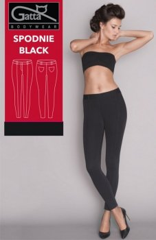 Spodnie Black