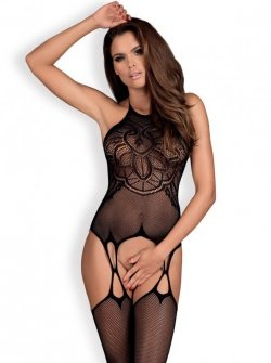 BODYSTOCKING G316 - body z rajstopami