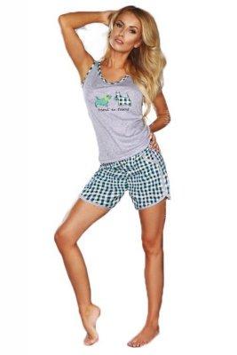 MODEL 720 GREEN piżama