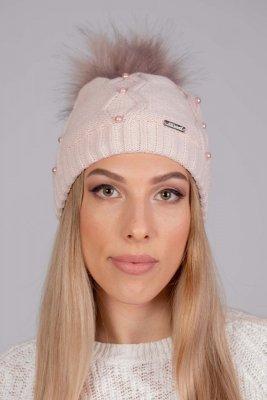 Fil'loo CD-19-01 czapka z pomponem