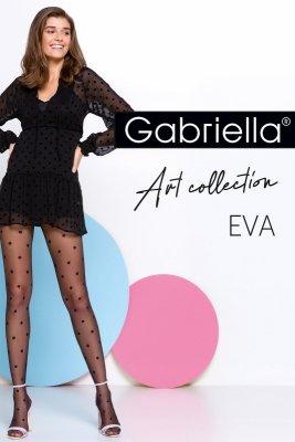 Gabriella Eva code 291 rajstopy 20 den kropki