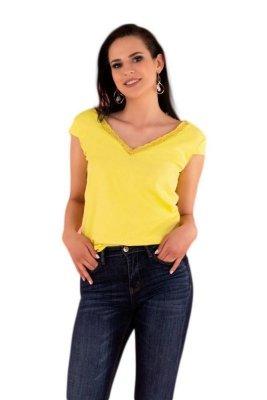 Mene Yellow B48 bluzka