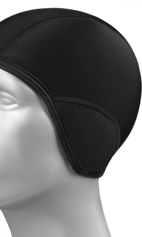 HELMET BEANIE Serie T WARMline MEMBRANE TEXIRON czarna czapka pod kask