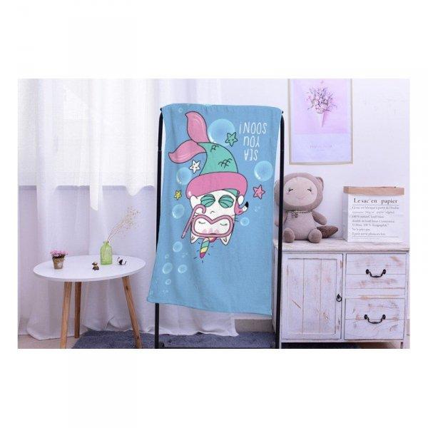Ręcznik plażowy prostokątny mały 150x70 Ocean REC47WZ6