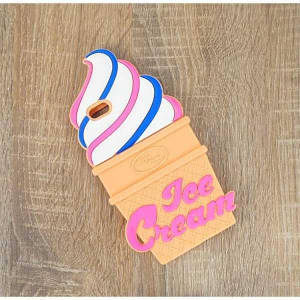 Etui na telefon Case Ice Cream iPhone 6sPLUS/6PLUS