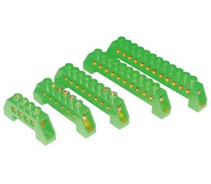 Listwa zerowa zielona 8x12 8P