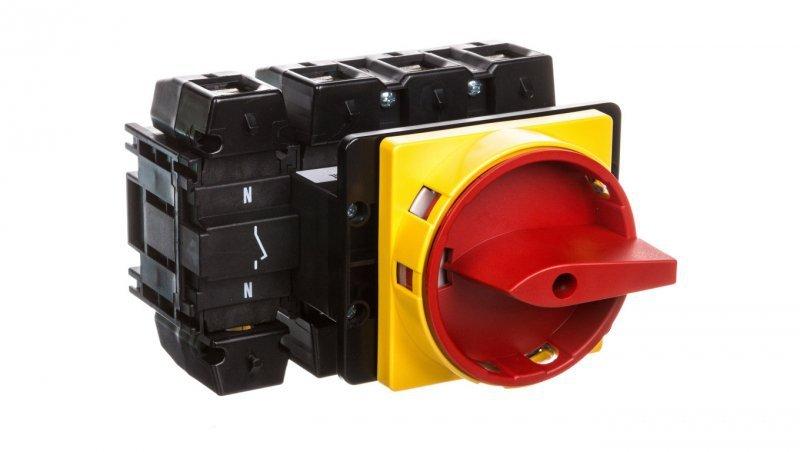 Łącznik krzywkowy 0-1 3P+N 125A do wbudowania P5-125/EA/SVB/N 280910