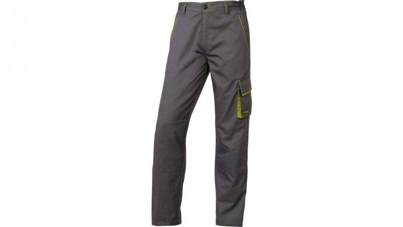 SpodniePanostyle z poliestru i bawełny szaro-zielone rozmiar XXLM6PANGRXX