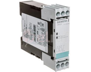Przekaźnik kolejności i zaniku faz 3A 1P 0,45sek 160-690V AC 3UG4512-1AR20