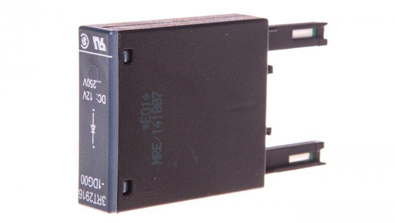Układ tłumiący dioda 12-250V DC S00 3RT2916-1DG00