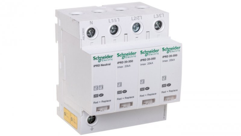 Ogranicznik iPRD-20-20kA-350V-3PN A9L20600