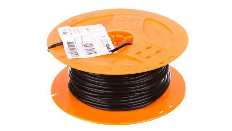 Przewód instalacyjny LiFY 1x2,5 czarny  4560053S /50m/