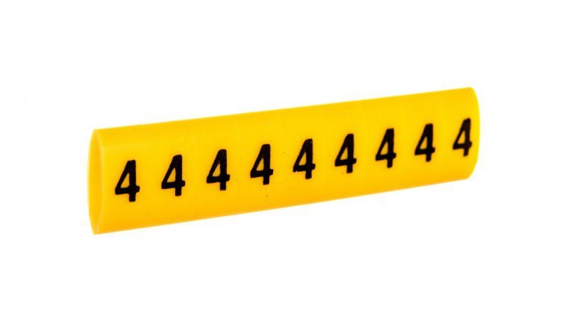Oznacznik OV-6/4 E04ZP-01030100400 /100szt./