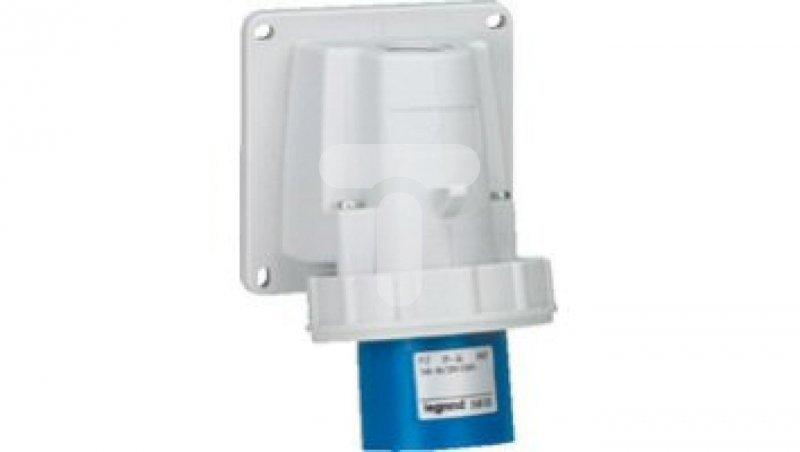 Wtyczka odbiornikowa 3P 32A 230V IP67 P17 TEMPRA PRO 056823