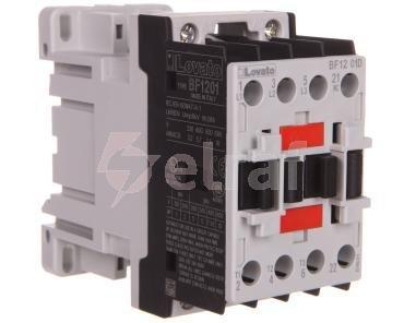 Stycznik mocy 12A 3P 220V DC 0Z 1R DC BF1201D220