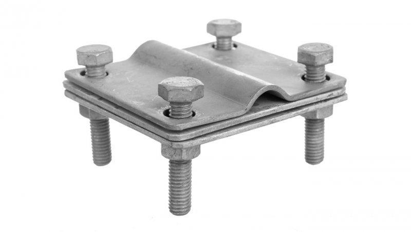 Złącze uniwersalne odgałęźne ocynkowane 70x80mm OG /91401302/