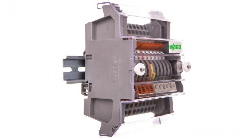 Listwa kontrolna WAGO LKW P35/36-X1 4I+6U 848-858