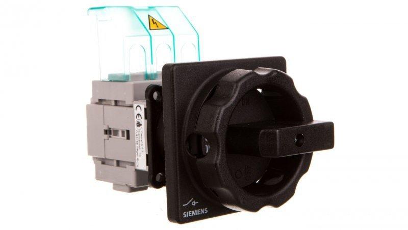 Rozłącznik główny/ awaryjny 3P 11,5kW 9,5kW 32A montaż tablicowy 3LD2254-0TK51