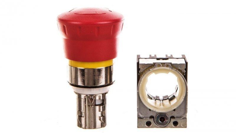 SIRIUS ACT Przycisk 22mm grzybek awaryjne zatrzymanie czerwony 40mm 3SU1150-1HB20-3PH0