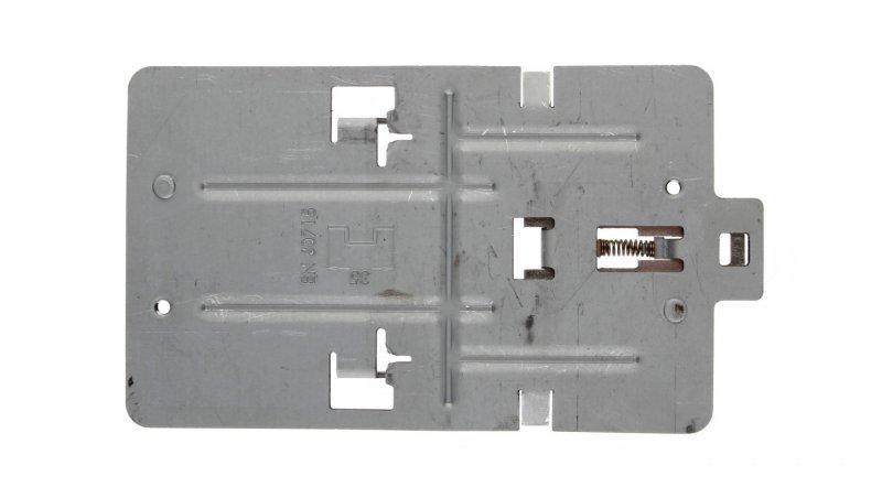 Płytka mocująca na szynę TH35 do LZM1, NZM1, LN1, N1 NZM1-XC35 260213