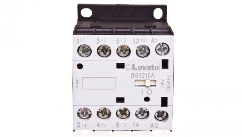 Stycznik mocy 12A 3P 24V AC 1Z 0R 11BG1210A024