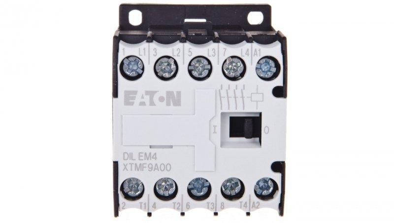 Stycznik mocy 9A 4P 230V AC DILEM4(230V50HZ,240V60HZ) 051804