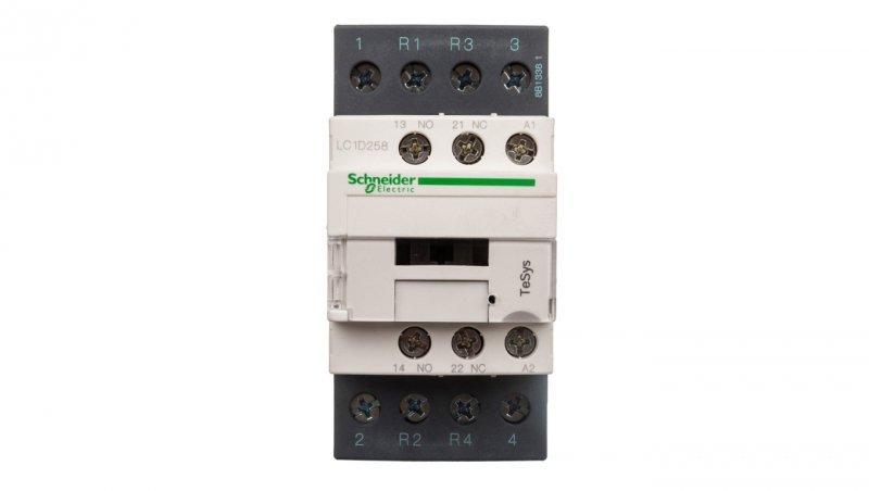 Stycznik mocy 25A 2Z 2R 230V AC 1Z 1R LC1D258P7