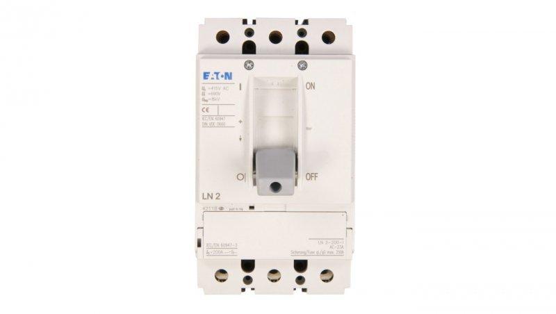 Rozłącznik mocy 3P 200A LN2-200-I 112003