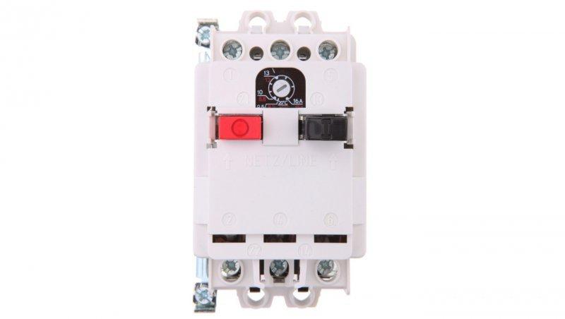 Wyłącznik silnikowy 3P 7,5kW 10-16A M 611 N 16 6112-460001