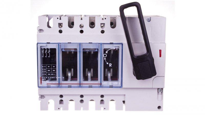 Rozłącznik izolacyjny 3P 400A DPX-IS 630 026672