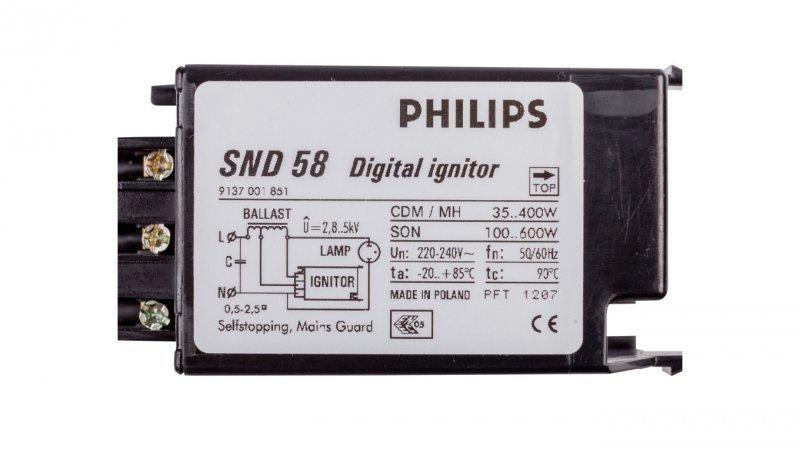 Zapłonnik 35-600W SND58 8711500930682