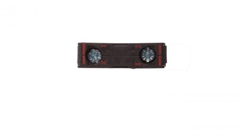 Oprawka z LED czerwona 12-30V AC/DC M22-LED-R 216558