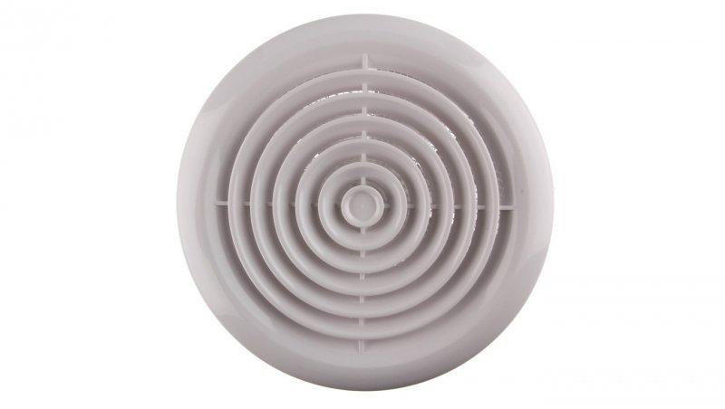 Wentylator osiowy fi 125 230V 16W 185m3/h 35dB sufitowy okrągły (NV 12) 125PF