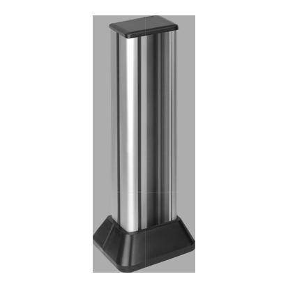Minikolumna jednostronna ALC 336mm 4×K45 2×CIMA 2×S500 aluminium