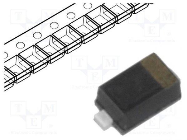 Dioda: prostownicza Schottky; SMD; 45V; 0,75A; SC79; 500mW
