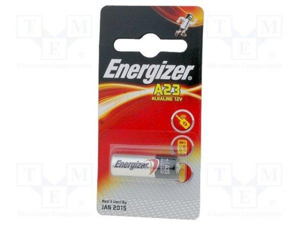 Bateria: alkaliczna; 12V; 23A,8LR932,LRV08,MN21; Il.bat: 1